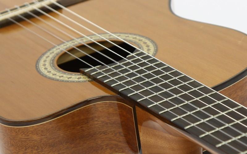 sillet de manche pour guitare classique