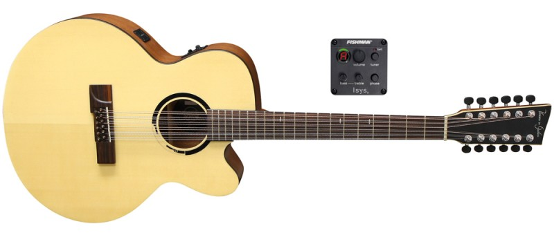 accordage guitare 12 cordes